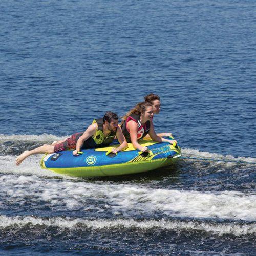 3-person towed buoy