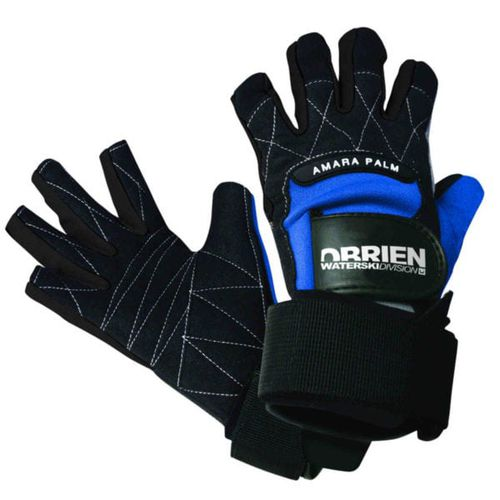 water-ski and wakeboard glove / fingerless