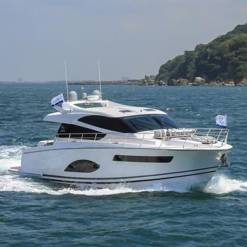 sport motor yacht / hard-top / IPS / 3-cabin