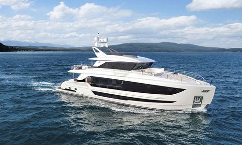 cruising motor yacht - Horizon