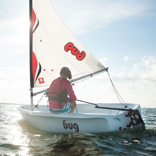 children's sailing dinghy