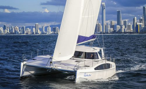 catamaran - Seawind Caramarans