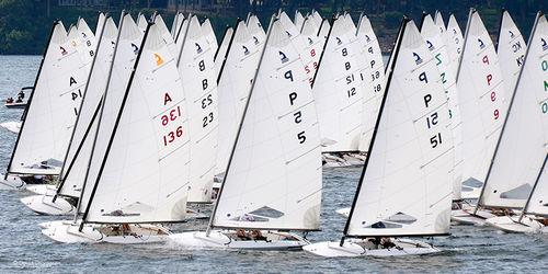 monohull / sport keelboat / one-design / catboat