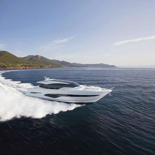 cruising motor yacht / hard-top / 4-cabin