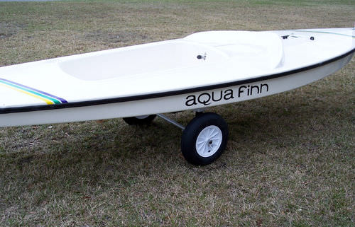launching trolley / for sailing dinghies