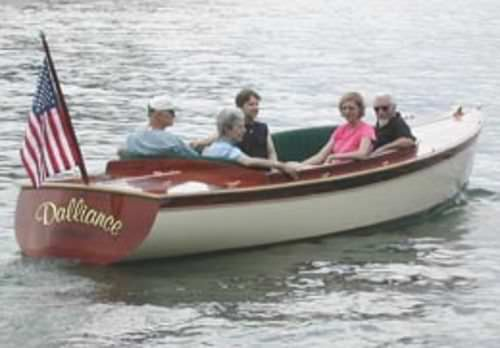 electric small boat