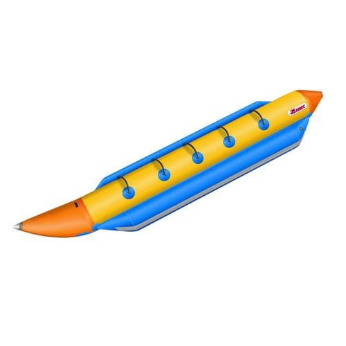 3-person max. towed banana buoy