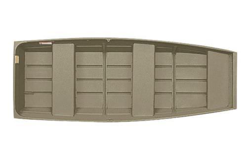outboard jon boat / aluminum