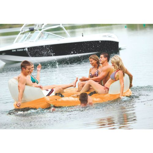 inflatable boat floating sofa / 6-person / 8-person