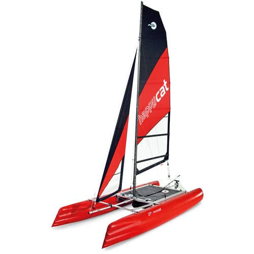 inflatable sport catamaran / multi-person / disassemblable