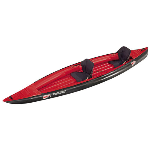 inflatable kayak / recreational / flatwater / river running