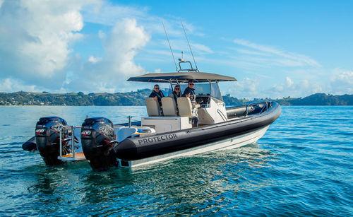 patrol boat