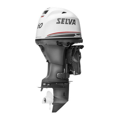 boating engine / outboard / gasoline / 4-stroke