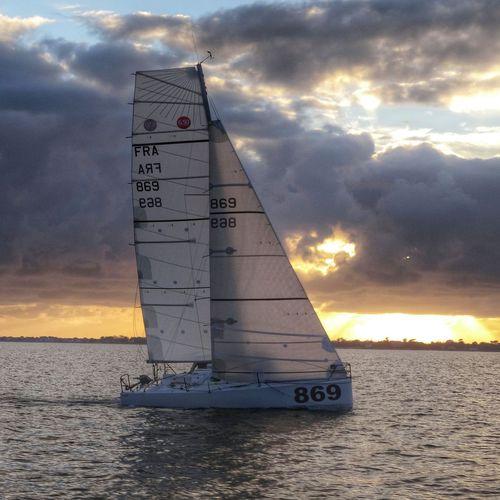 monohull / ocean cruising / mini-sailboat / one-design