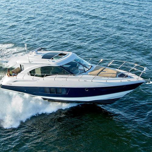 Inboard express cruiser / diesel / hard-top / cruising - 45