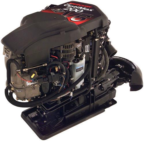 boating engine / inboard waterjet / gasoline / direct fuel injection