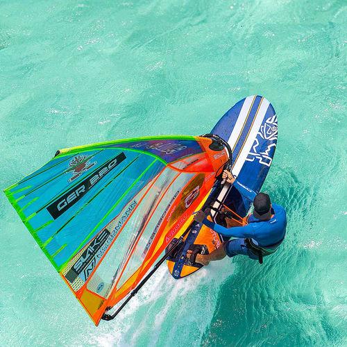 freeride windsurf board / freerace / speed