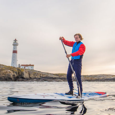 all-around SUP / touring / inflatable
