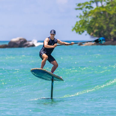 racing SUP / wave / hydrofoil