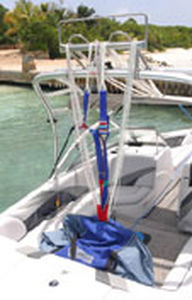 storage deck bag / for boats / waterproof