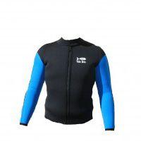navigation jacket / floating / neoprene / long-sleeve