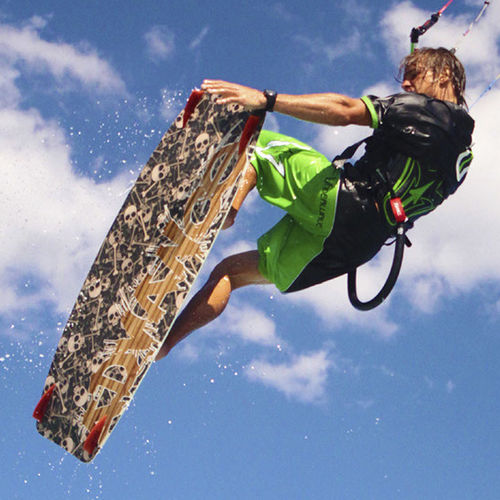 twin-tip kiteboard / asymmetrical / wave / children's