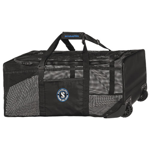 multi-use mesh diving bag / watersports
