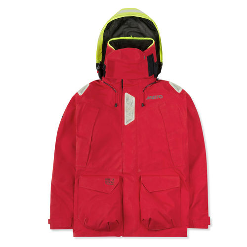 offshore sailing jacket / men's / waterproof / breathable