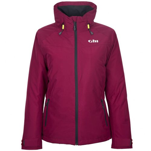 racing jacket / women's / waterproof / hooded
