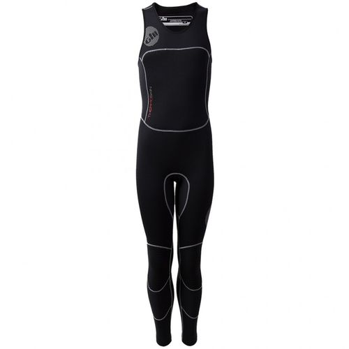 dinghy sailing wetsuit / full / sleeveless / 4 mm