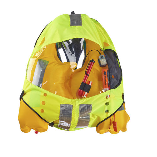 life jacket sprayhood