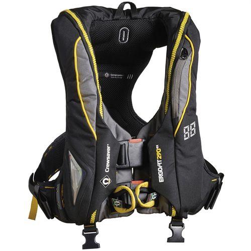 self-inflating life jacket / 290 N