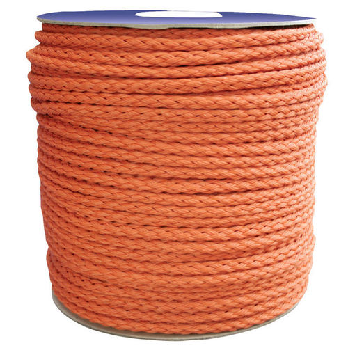 multipurpose rope / floating / tight braid / for boats