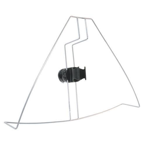 horseshoe buoy bracket
