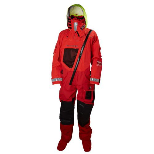 offshore sailing suit / professional / drysuit / hooded