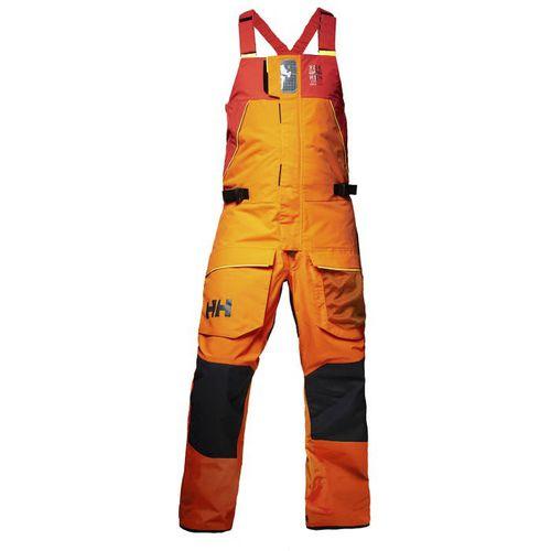 navigation bib overalls / waterproof