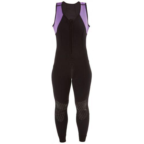 canoe/kayak wetsuit / sleeveless / 3 mm / women's