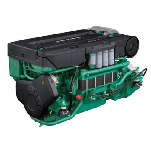 boating engine / inboard / diesel / direct fuel injection
