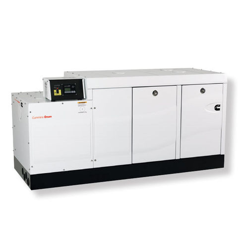 ship generator set / diesel