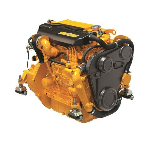 boating engine / inboard / diesel / mechanical fuel injection