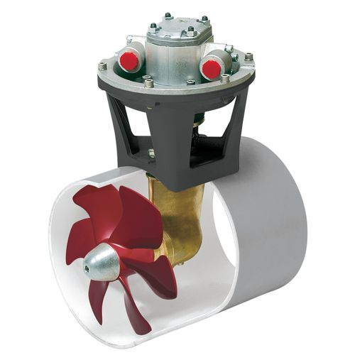 stern thruster / bow / for boats / hydraulic