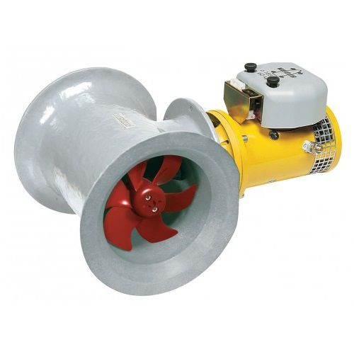 stern thruster / for boats / electric / external