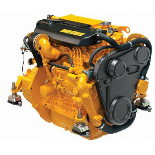 boating engine / inboard / diesel / mechanical fuel injection