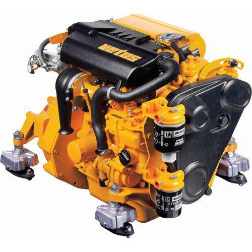 inboard engine / boating / diesel / atmospheric