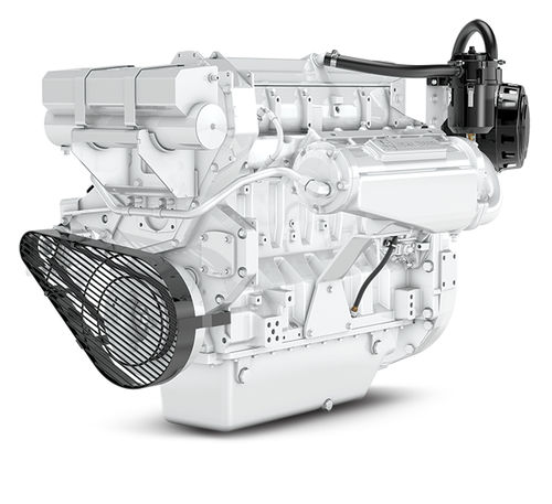 inboard engine / boating / professional vessel / diesel