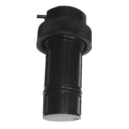 depth transducer / for boats / through-hull