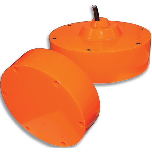 fishfinder acoustic transducer