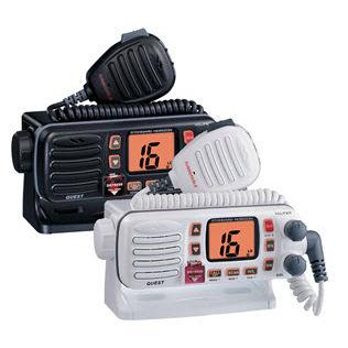 ship radio / fixed / VHF / waterproof