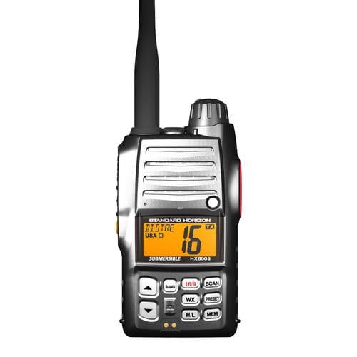 marine radio / portable / VHF / AM