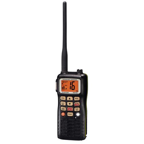 boat radio / for sailboats / portable / VHF